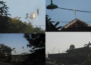 Antena TV Wajanbolic di Kota Baru Bekasi Barat