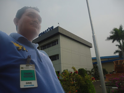 Cara Penagihan / Invoice / Faktur Ke PT. KOMATSU INDONESIA