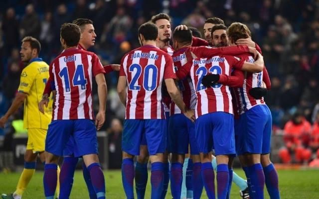 أتليتكو مدريد يواصل الضغط على برشلونة