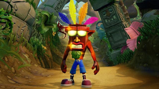 Os avatares de Uka Uka e do Dr. Neo Cortex para tua conta do PlayStation Network e um tema dinâmico para teu console te esperam de forma totalmente gratuita.
