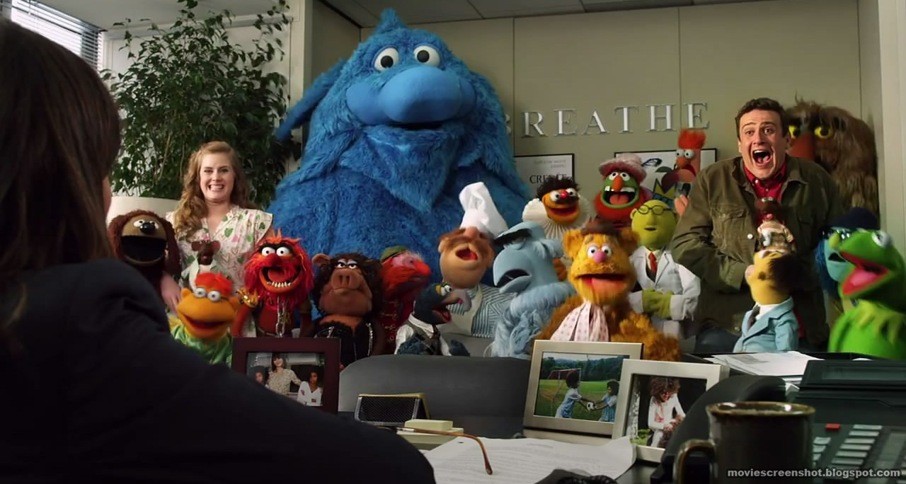 The Muppets Movie Screenshots