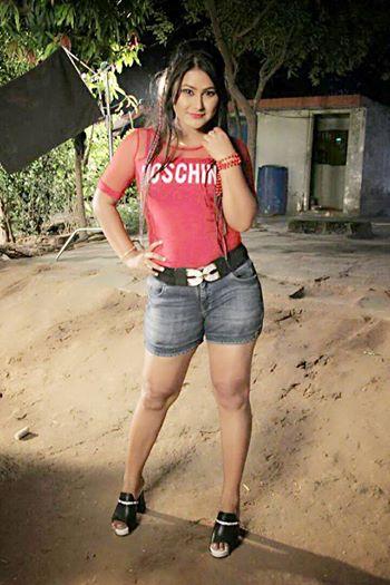 Priyanka Pandit Shooting Stills in film photo