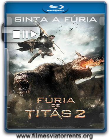 Fúria De Titãs 2 Torrent - BluRay Rip 720p Dublado