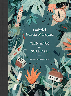 100 Años de Soledad - Ilustrado