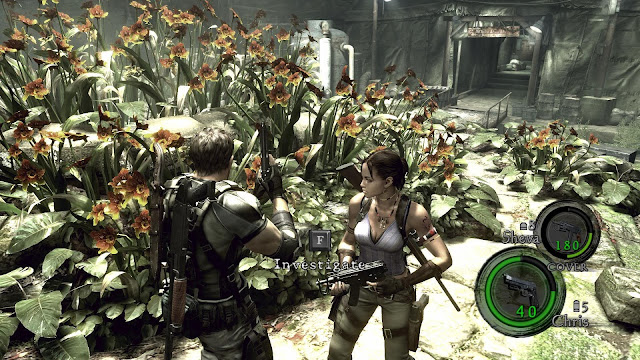 Resident Evil 5 Gold Edition Captura 3