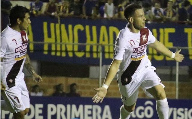 Sportivo Luqueño vs River Plate en vivo online transmisión de la fecha 13 del fútbol paraguayo torneo apertura 2019.