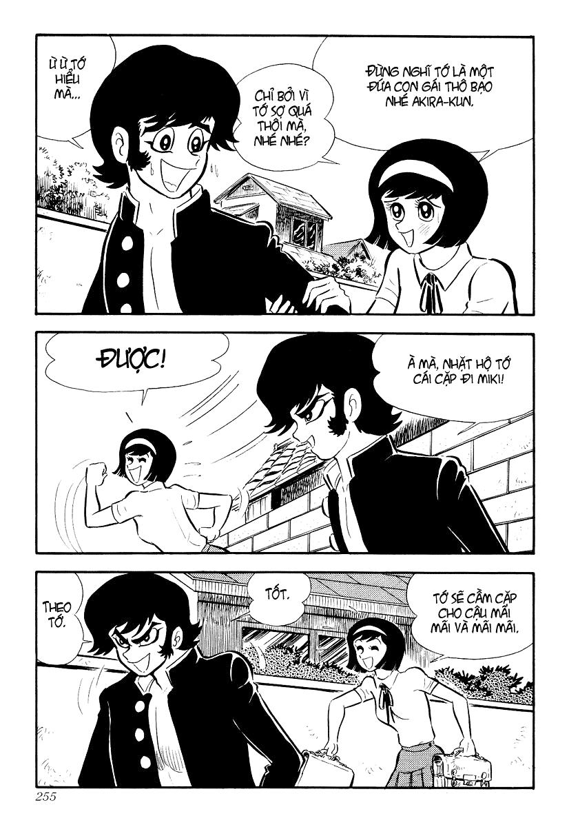 DevilMan chapter 5 trang 32
