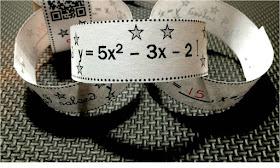 fun quadratics activity