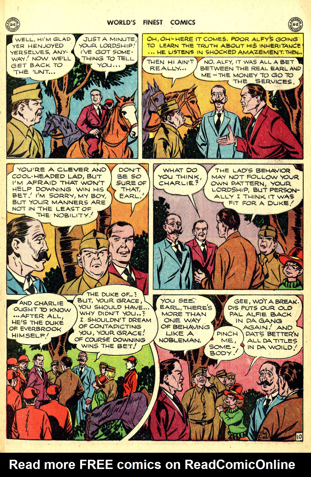 Read online World's Finest Comics comic -  Issue #18 - 45