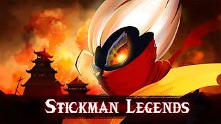 Game Stickman Legends 1.1.01 Mod Money