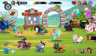 Download Castle Cats MOD APK