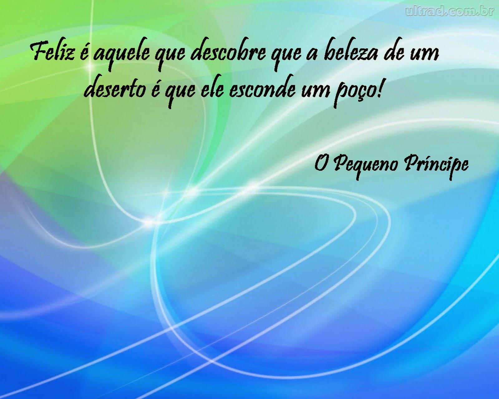 """Frases Do Pequeno Principe: Frases Do Livro """"O Pequeno Príncipe"""" #01"""
