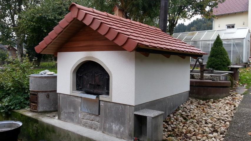 Steinbackofen Selber Bauen Kosten