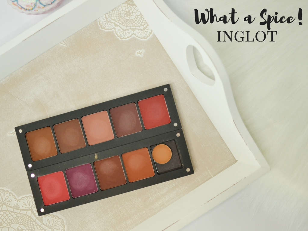 inglot what a spice