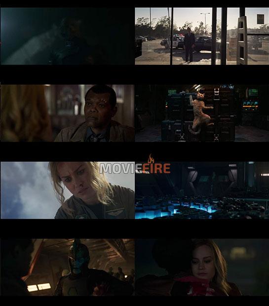 Captain Marvel (2019) 1080p