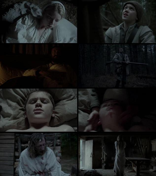 The Witch 2016 Dual Audio Hindi 480p BluRay