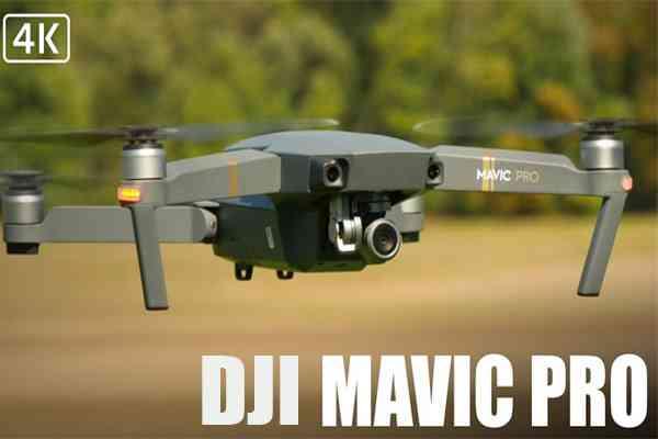 Drone Portabel DJI Mavic Pro
