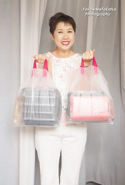 Happy Me With Canton2go Mini Buffet Delivery