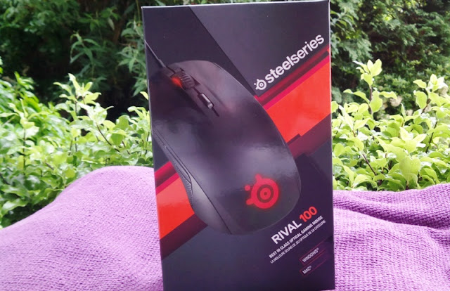 Steelseries Competition 100 Optical Rgb Gaming Mouse Amongst Ane Ms Polling Charge Per Unit Of Measurement & 6-Button Layout!