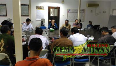 Tiga Kementerian Tinjau Kawasan Ekonomi Khusus di Kotabaru