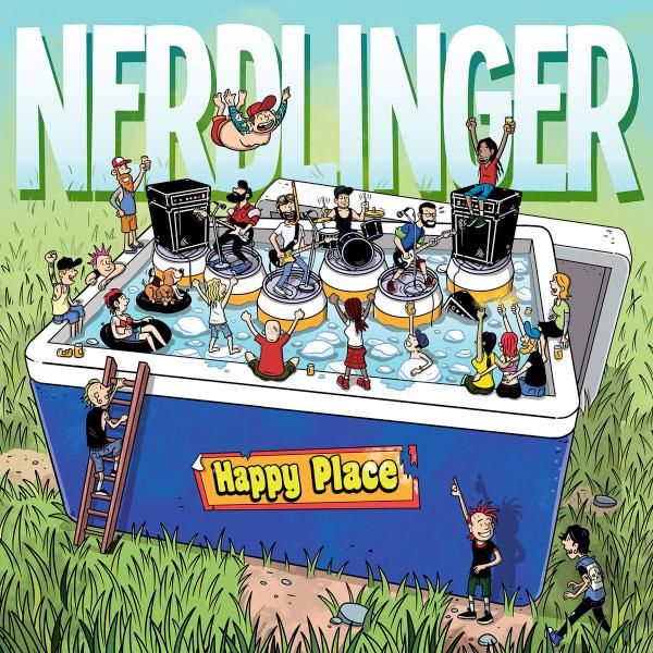 "Nerdlinger release video for ""Underrated"""