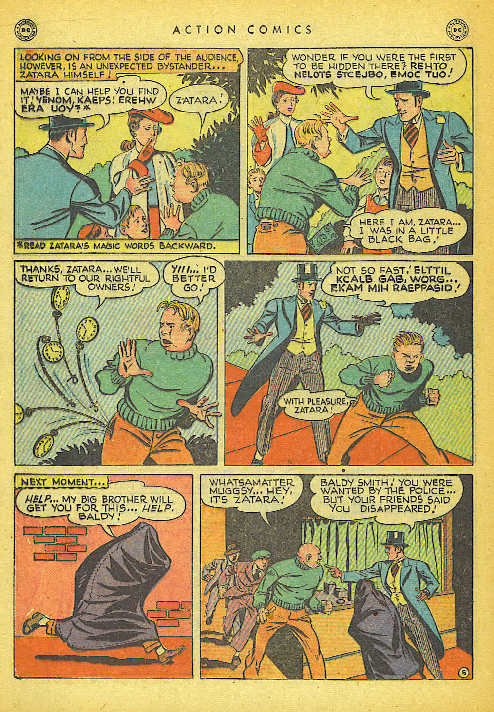 Action Comics (1938) 122 Page 29