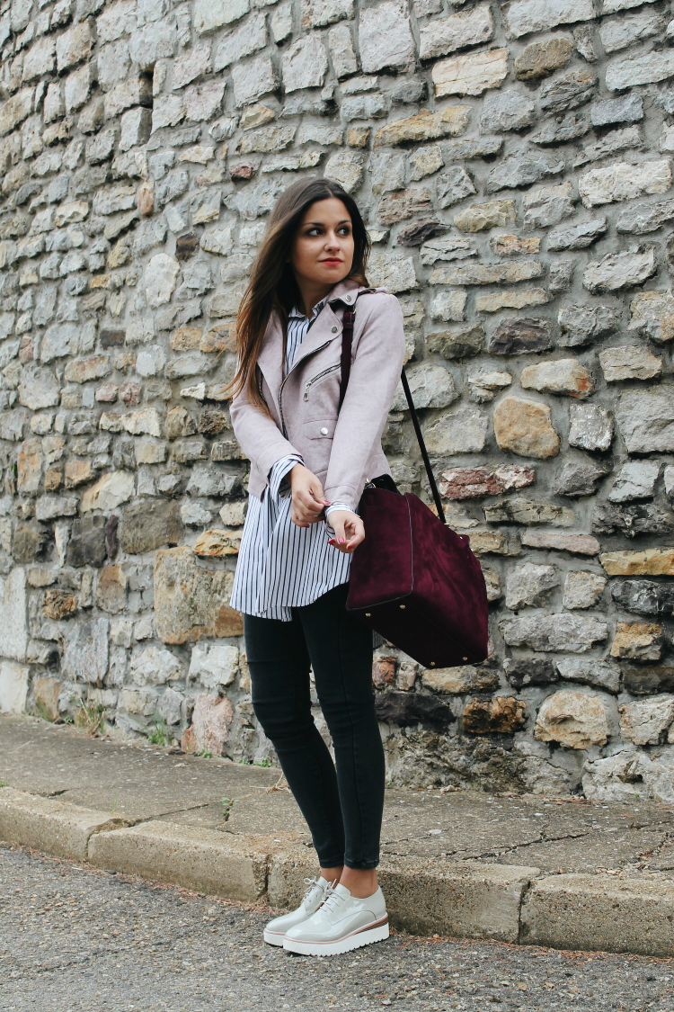 working girl outfit blog de moda