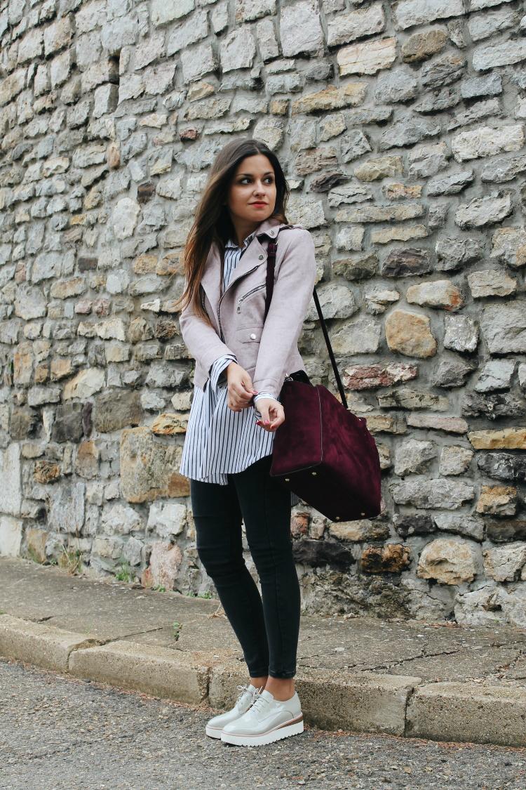 working girl outfit blog de moda