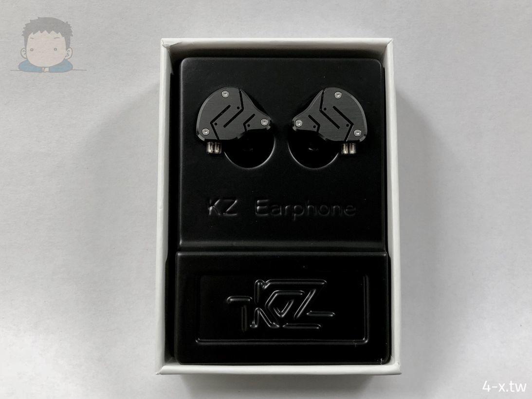 KZ ZSN 開盒後