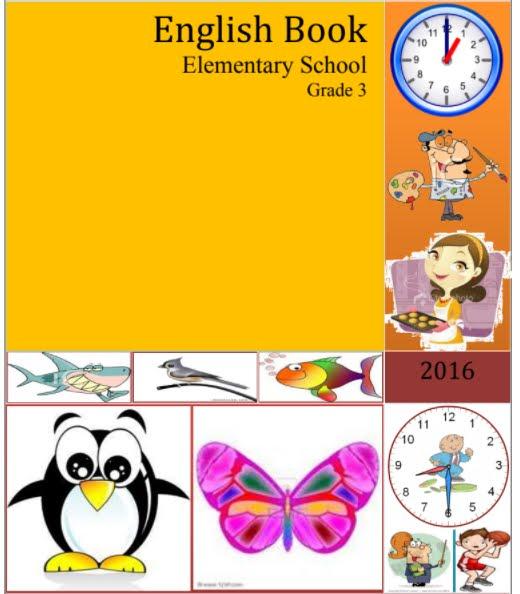 Buku Bahasa Inggris Kelas 3 SD-MI PDF