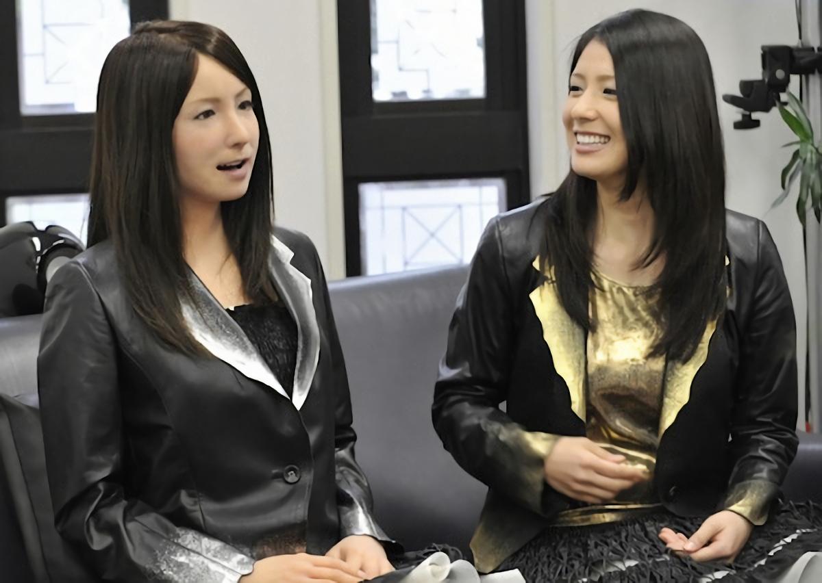 Enam Robot Wanita Paling Cantik Dan Canggih Di Dunia AnakRegular