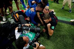 Momen Terbaik Piala Dunia 2018 Rusia
