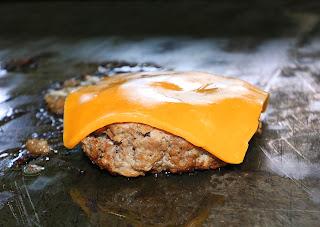 Jeff's Famous Homemade Burger!