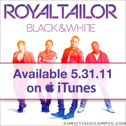 Royal Tailor - Black & White 2011 iTunes Download