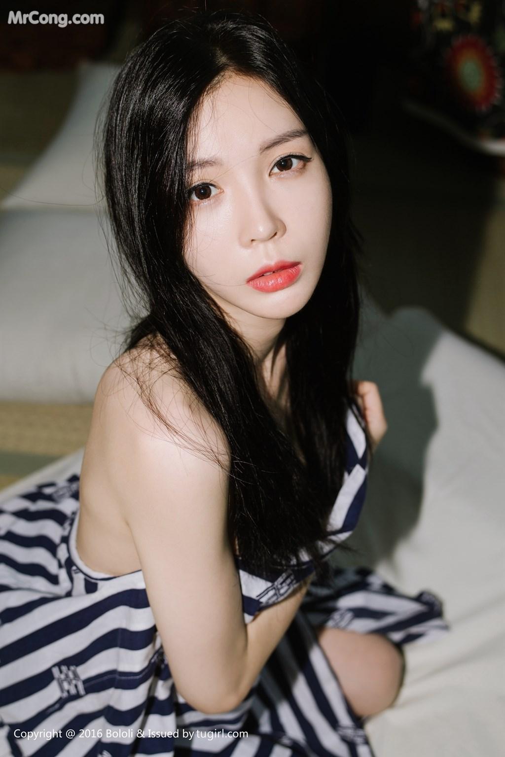 Image BoLoli-2017-09-17-Vol.118-Bebe-Kim-MrCong.com-045 in post BoLoli 2017-09-17 Vol.118: Người mẫu Bebe_Kim (48 ảnh)