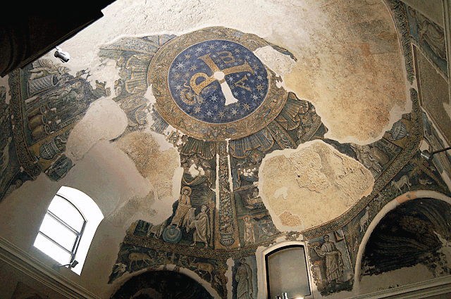 Charter on protection of Byzantine empire monuments signed in Thessaloniki