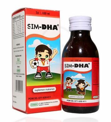Harga Sim DHA Terbaru 2017 Suplemen DHA Anak