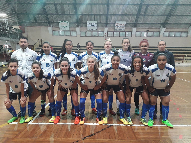 A equipe de Futsal Feminino da Secretaria de Desporto de Votorantim  (Sedesp) entrou em quadra pela série Prata da Copa Record de Futsal Feminino  na última ... 94dbe62152762