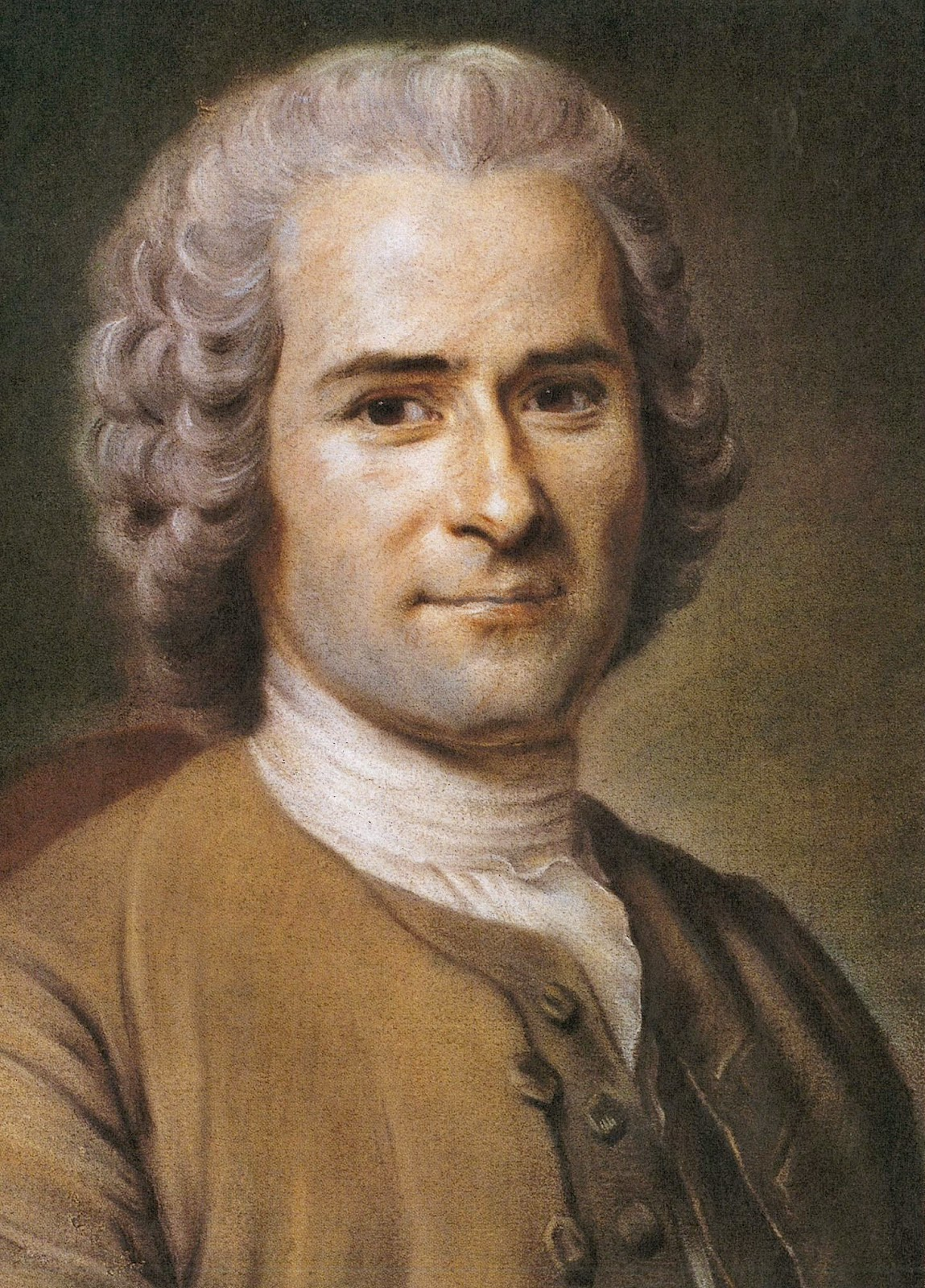 Top 14 Greatest Philosophers And Their Books - Jean Jacques Rousseau - Social Contract