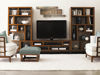 tommy bahama bookcase at baers furniture