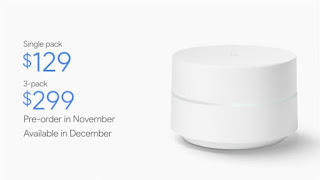 Google Wifi: Google's second attempt at a home router [Updated]