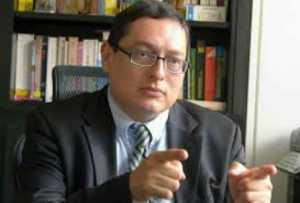 José Vicente Haro: Proyecto de Constitución convierte al país en un Estado centralizado