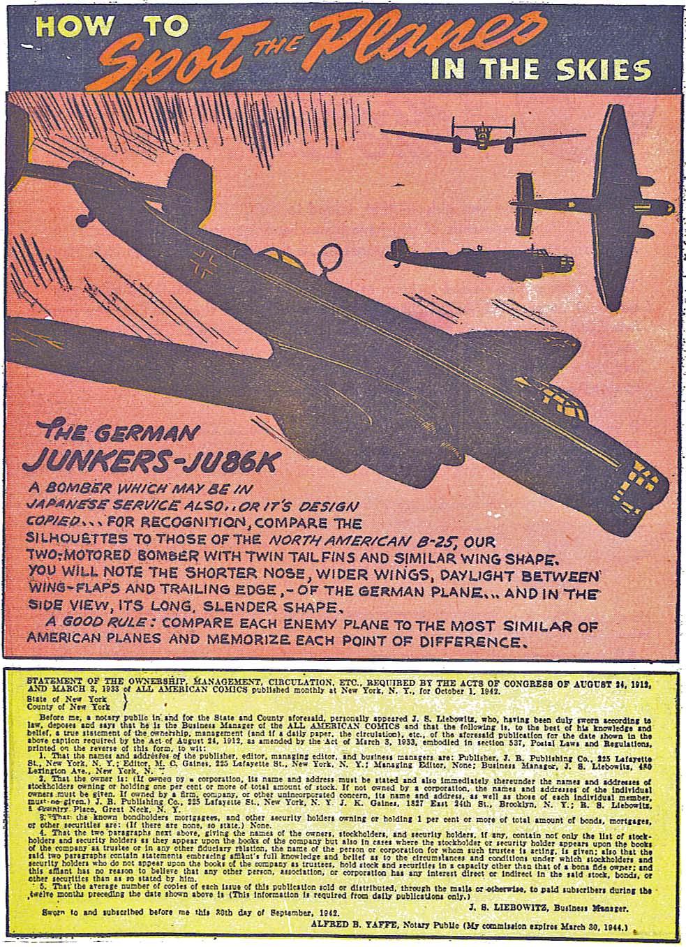 Read online All-American Comics (1939) comic -  Issue #49 - 34