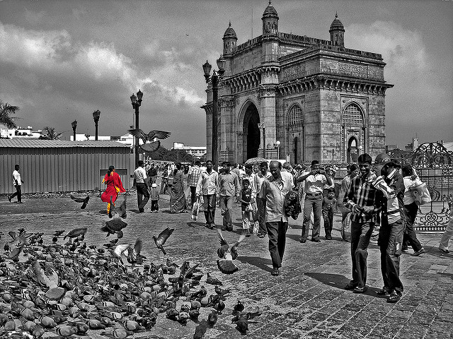 Gateway of India monument is referred to as the Taj Mahal of Mumbai