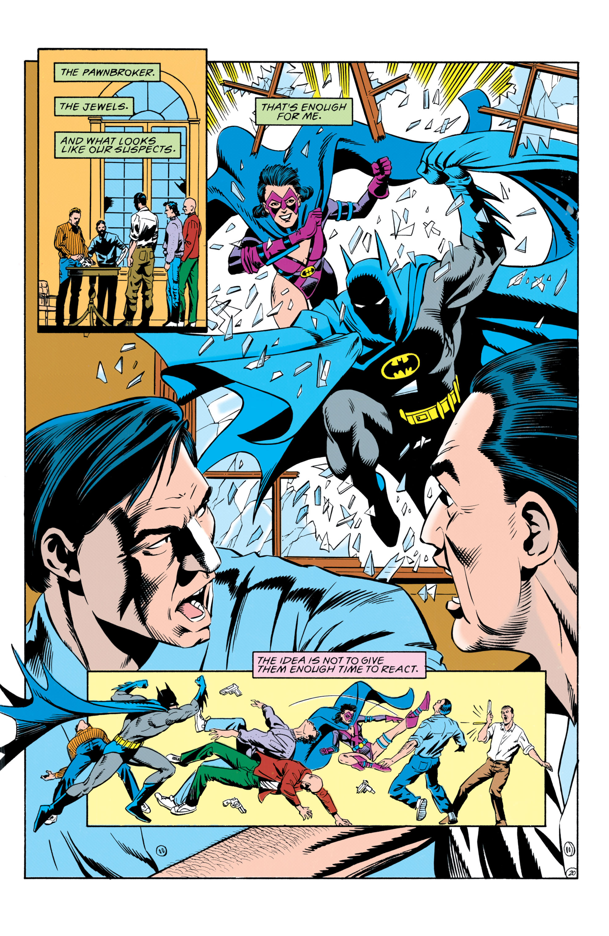 Detective Comics (1937) 652 Page 20