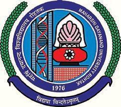MDU Rohtak Recruitment