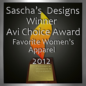Winner Avi Choice Award 2012 Favorite Women's Apparel