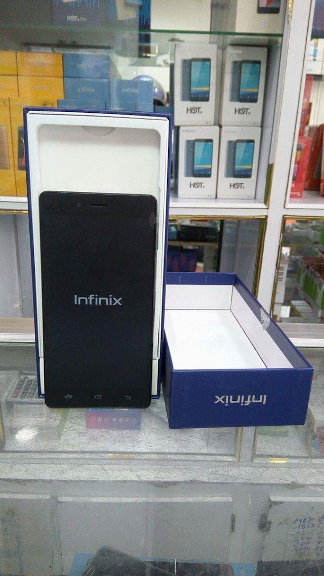 Check Out Infinix Hot 4 Pro Version With 4G LTE