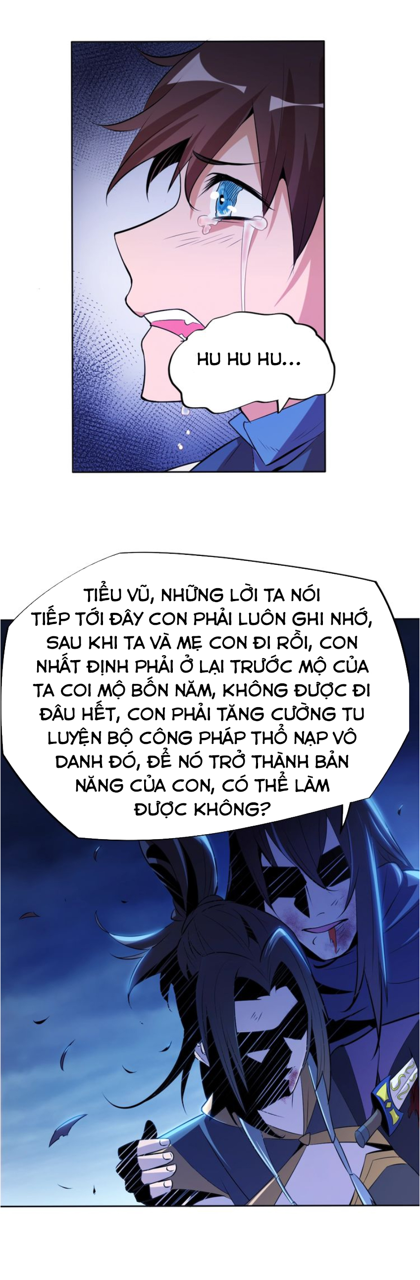 Ngự Thiên Thần Đế - Chap 20