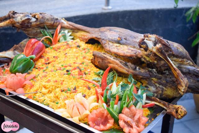 Lebih 120 hidangan 'Citarasa Ramadan Chef Karim'